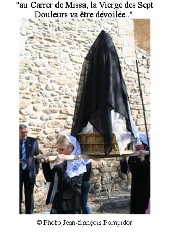 AM 29 p2 V1 au Carrer de Missa la Vierge des Sept Douleurs va être dévoilée