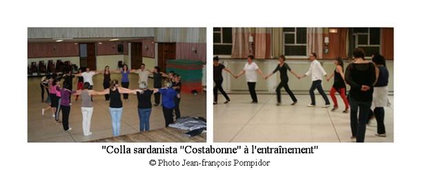 AM 51 p1 V 2-3 Colla sardanista Costabonne à l entraînement