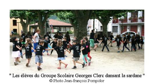 AM 64 p3 V 5 les élèves du Groupe Scolaire Georges Clerc