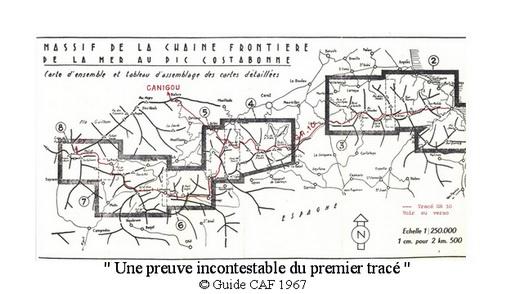 AM 67 p 2  une preuve incontestable du premier tracé