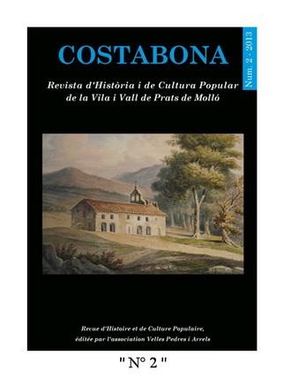Costabona 2 page de couverture