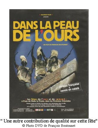 photo du DVD de F Boutonnet une autre contribution de qualité sur cette fête