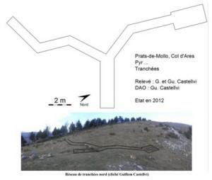 C2 P34 Occupation allemande autour de Prats de Molló (1)