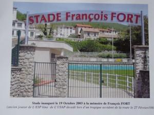 Stade françois Fort
